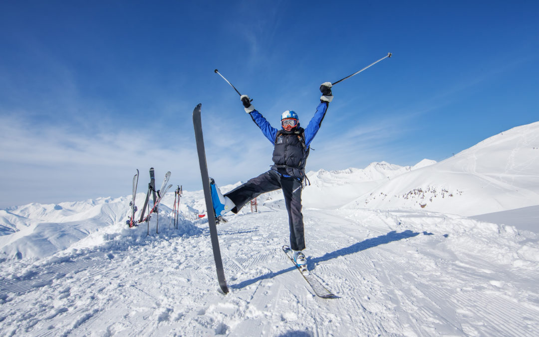 Tips for preventing ski injuries