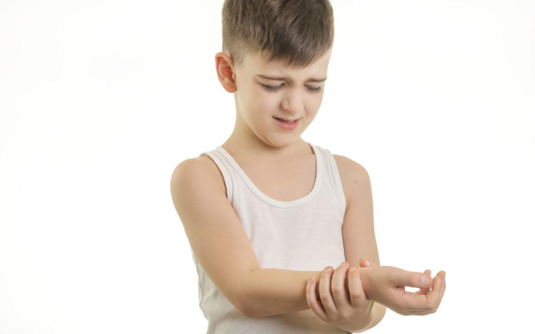 Health Tip: Understanding Childhood Arthritis