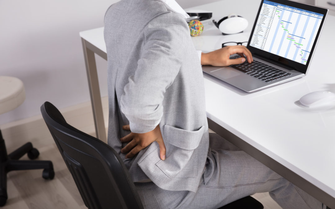 Health Tip: Change Poor Posture