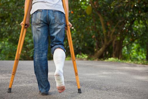 Crutch Walking