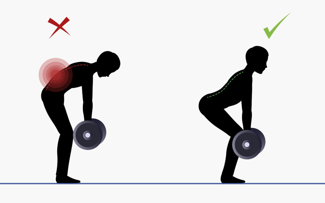 5 Easy Adjustments to Avoid Back Injuries During Weightlifting
