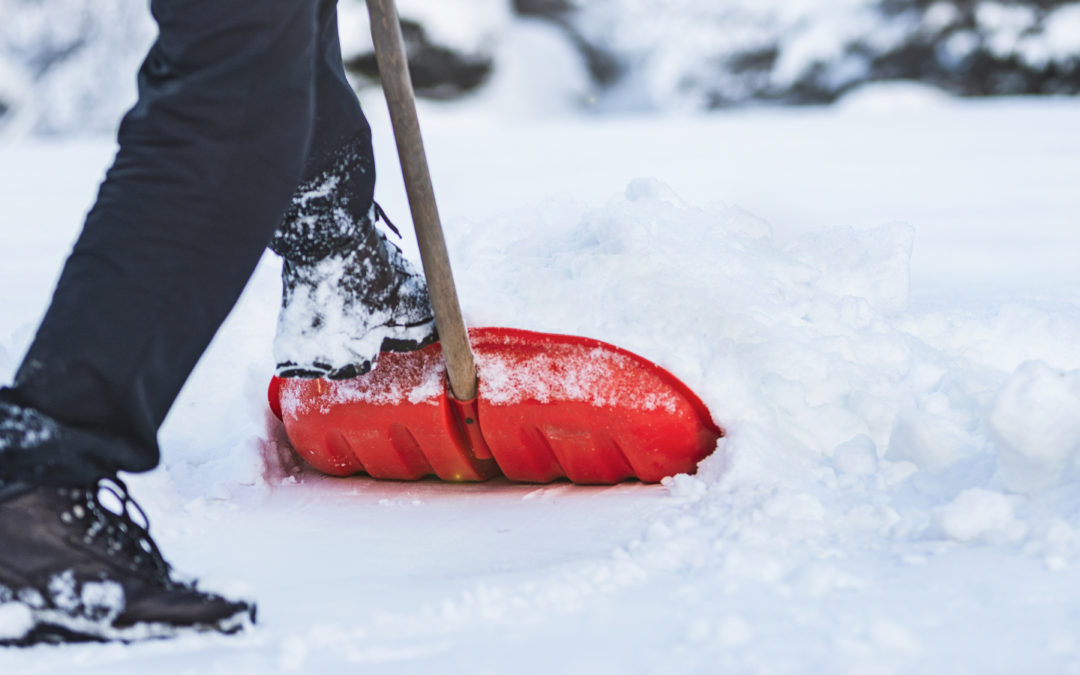 Shovel That Snow, but Spare Your Back