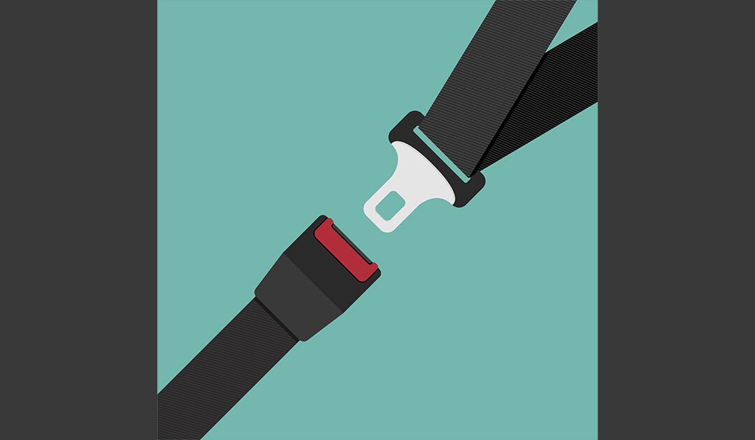 Biggest Reason Teens Injure Their Spines: Not Wearing Seat Belts