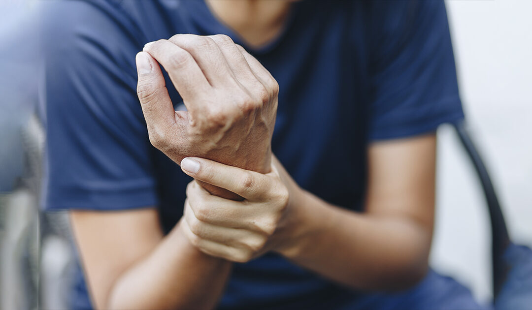 EXPLORE WHAT A TFCC TEAR IS AND HOW IT'S TREATED