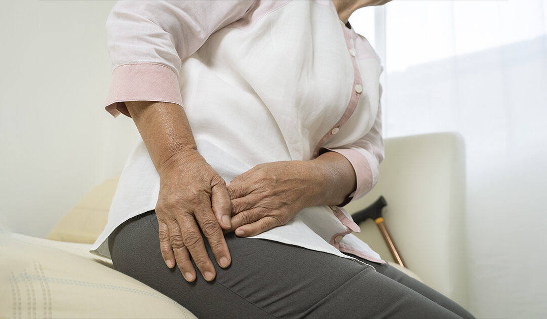 Get Relief for Hip Pain at Any Age